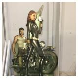 Wolverine & Black Widow Cardboard Cutout