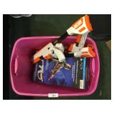 Large Lot of Video Game Guns