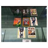 Quarterback Card Lot- Manning, Brees & More