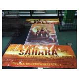 Sahara Movie Promo Lot