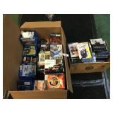 Large Lot of Empty Movie DVD Cases