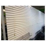 Wall of Slat Board