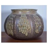 Charles Counts Art Pottery Pot