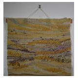 Aase Vaslow Original Woven Art Tapestry