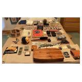 Large Lot of Estate Dresser Drawer & Vanity Goods