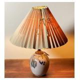 Royal Copenhagen Porcelain Lamp
