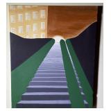 Aase Vaslow Original Acrylic on Canvas