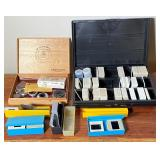 Collection of Fred & Aase Vaslow Photo Slides