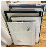Large Lot of Unused Picture Frames for Art