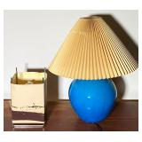 Danish Design  Le Klint  Lamp w/ Original Shade
