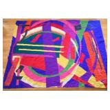 1985 Aase Vaslow Hand Woven Tapestry