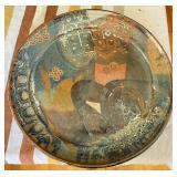 Art Pottery Platter