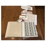 Large lot of Stamps, most unused