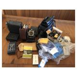 Lot of vintage camera Kodak Brownie ++