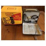 Vintage Kodak Brownie 8MM movie projector