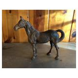 Cast Iron vintage style horse bank
