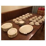 94pcs Franciscan China Del Monte Serving set