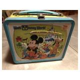 Vintage Walt Disney World Lunch box