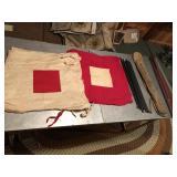 WWII era U.S. Army Signal Corps flag kit