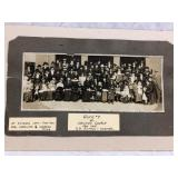Ca. 1915 Class #9 Christian Church photo