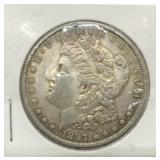 1897 Morgan Silver Dollar BU