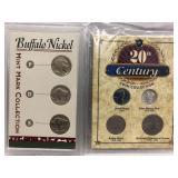 Pair of U.S. Coin collectors set