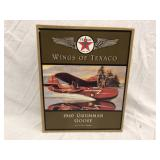 NOS Texaco 1940 Gruman Goose plane bank