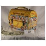 Disney School Bus Lunchbox
