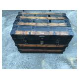 Early shipping trunk w/ orignal graphics inside