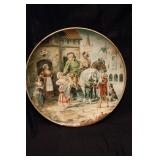 Vintage Falstaff Round Sign