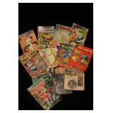 12 x Vintage Comic Books