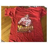 Vintage Joe Montana SF 49ers Shirt (M)