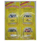 4 pcs. Series II Matchbox Originals Early Matchbox
