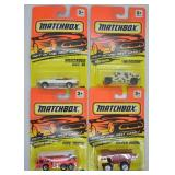 4 pcs. 1993 Matchbox Fast Lane Series Vehicles