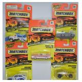 5 pcs. 1993 Matchbox Fast Lane Series Vehicles