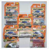 5 pcs. 1998 Matchbox Rough n Tough Series Vehicles