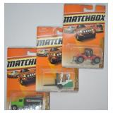 3 pcs. 2009 Matchbox Construction Series Vehicles