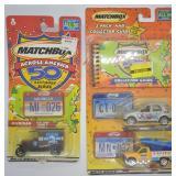 2 pcs. 2001 Matchbox Across America Series