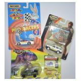 3 pcs. Matchbox Film & Television Series Cars