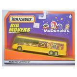1999 Matchbox Big Movers McDonald