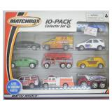 2001 Matchbox 10-Pack Collector Set #2