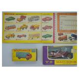 1968 Matchbox Cataloge, Vintage Box & More