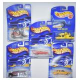 5 pcs. 2000 Hot Wheels Cars NIB