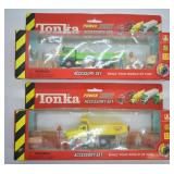 2 pcs. Tonka Power Trax Accessory Sets