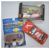 Matchbox & Coca Cola Pieces w/ Battery Op Car