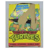 1990 Topps TMNT FULL Trading Card 48 pk Box