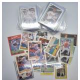 85 pcs. Cal Ripken & Ripken Jr. Trading Cards