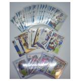 45 pcs. Eli Manning Football Trading Cards