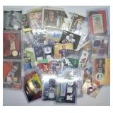 35 pcs. Team Jersey Sports Trading Cards