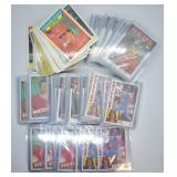 141 pcs. Pete Rose Baseball Trading Cards